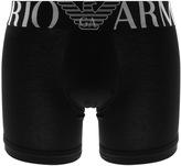 Giorgio Armani Emporio Underwear Stretch Boxers Black