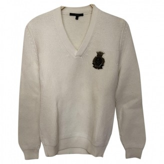 Gucci White Wool Knitwear & Sweatshirts