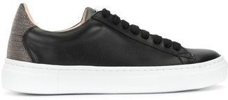 Fabiana Filippi Embellished Heel Sneakers