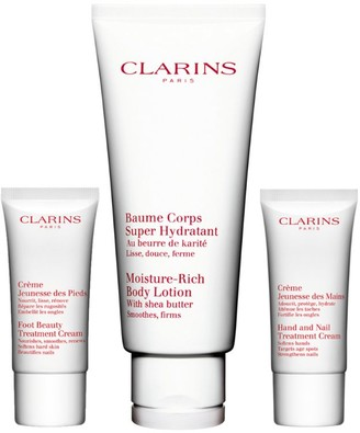 Clarins Body Hydration Collection Gift Set