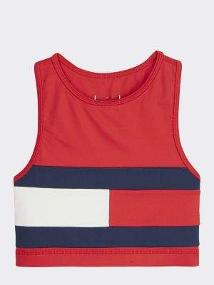 Tommy Hilfiger Sport Flag Tank Top