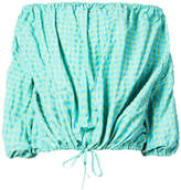 Marques Almeida Marques'almeida off-shoulder blouse
