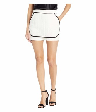 BCBGeneration Women's Contrast Short