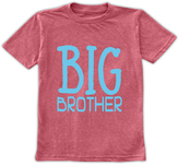 Urban Smalls Heather Red 'Big Brother' Tee - Toddler & Boys