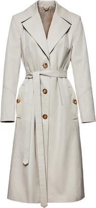 Magda Butrym Ohio Cotton Trench Coat