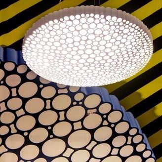Artemide Calipso 1 - Light Single Geometric LED Pendant