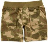 JCPenney Okie Dokie Cargo Pocket Shorts - Boys newborn-24m