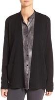 Eileen Fisher Women's Fine Merino Wool Cardigan