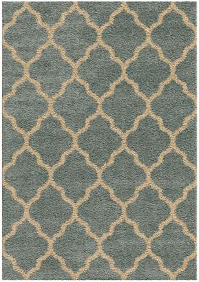 Blue Area Home Outfitters Malton 94-Inch x 130-Inch Rug
