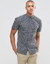 Selected Milton Slim Fit Short Sleeved Shirt
