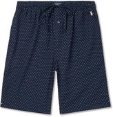 Polo Ralph Lauren - Polka-Dot Cotton Pyjama Shorts