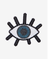 Express idecoz evil eye sequin sticker patch