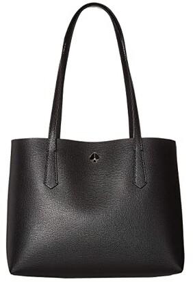Kate Spade Molly Small Tote (Black) Handbags