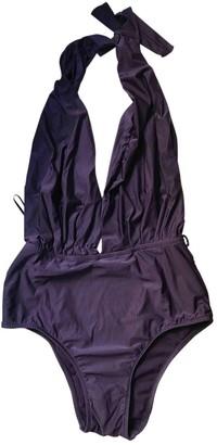 Lenny Niemeyer Purple Lycra Swimwear for Women
