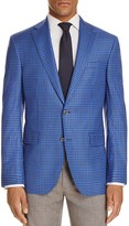 Jack Victor Loro Piana Check Classic Fit Sport Coat - 100% Exclusive