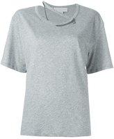 Stella McCartney 'Falabella' chain T-shirt - women - Cotton - 40