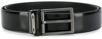 Lanvin classic buckle belt