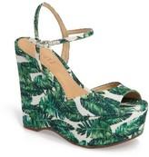 Schutz Women's Patrycia Wedge Sandal