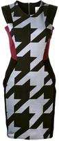 Mason houndstooth dress