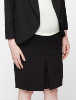 A Pea in the Pod Secret Fit Belly Pencil Fit Maternity Skirt