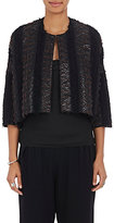 Zero Maria Cornejo Women's Koya Cotton-Blend Crop Jacket