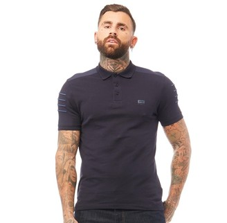 883 Police Mens Orkney Polo Navy