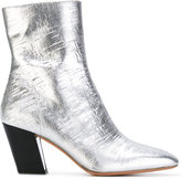 IRO slanted heel ankle boots - women - Leather - 39