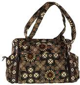 Vera Bradley Make Change Baby Bag in Canyon