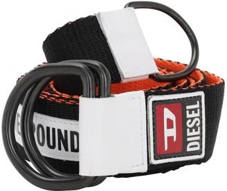 Diesel 35mm Extra Long Nylon Belt Belt