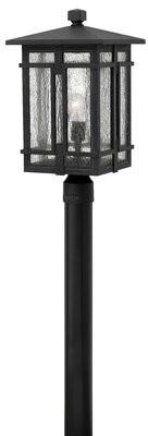 Tucker Hinkley Lighting Outdoor 1-Light Lantern Head Hinkley Lighting Bulb Type: Incandescent