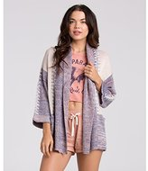 Billabong Junior's By Your Side Vintage Inspired Cardigan Sweater