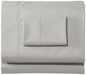 L.L. Bean 280-Thread-Count Pima Cotton Percale Sheet Set