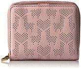 Fossil Emma Rfid Mini Multifunction-powder Pink Wallet