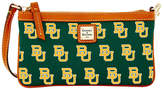 Dooney & Bourke Baylor Bears Large Wristlet