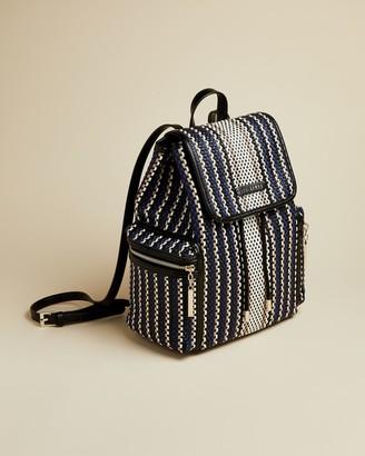 Ted Baker Drawstring Backpack