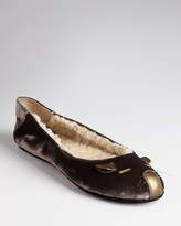 Marc by Marc Jacobs Slippers - Velvet Mouse