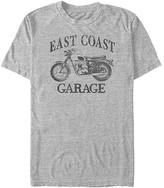 Fifth Sun Men's Tee Shirts ATH - Athletic Heather 'East Coast Garage' Crewneck Tee - Men