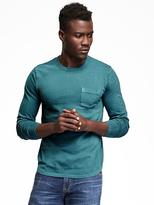 Old Navy Garment-Dyed Heavy-Weight Tee for Men