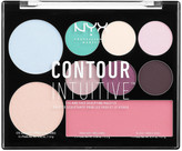NYX Professional Makeup Contour Intuitive Eye and Face Sculpting Palette