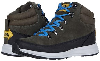 The North Face Back-To-Berkeley Redux Remtlz Lux (New Taupe Green/TNF Black) Men's Shoes