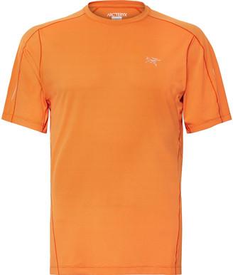 Arc'teryx Motus Slim-Fit Phasic Fl T-Shirt