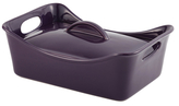Rachael Ray Rectangular Covered Casserole and Baking Dish
