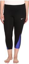 Nike Power Running Crop (Sizes 1X-3X)