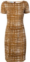 Prada Pre Owned 2000's fitted dress