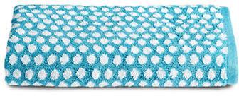 Charter Club HOME Dot Cotton Washcloth
