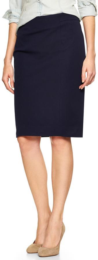 Gap Pencil skirt