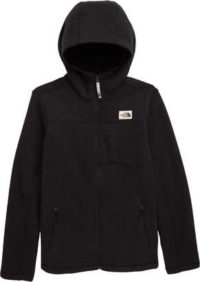 The North Face Gordon Lyons Fleece Hooded Zip Jacket