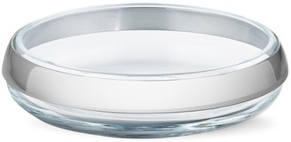 Georg Jensen Dou Glass & Stainless Steel Bowl
