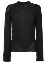 Maison Margiela distressed knit sweater