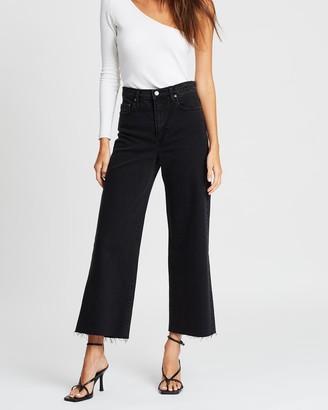 Nobody Denim Milla Wide Jeans